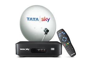 Tata Sky HD Connection with One Month Bengali Hindi Basic Pack