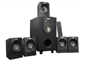 Zebronics SW6120RUCF Subwoofer 5.1 Channel Home Audio System