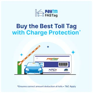 Paytm FASTag for Car/Jeep/Van Class 4 Vehicles