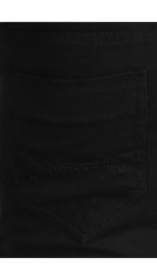 Fever Denim 34 Lycra Black Size Jean fdo1x7