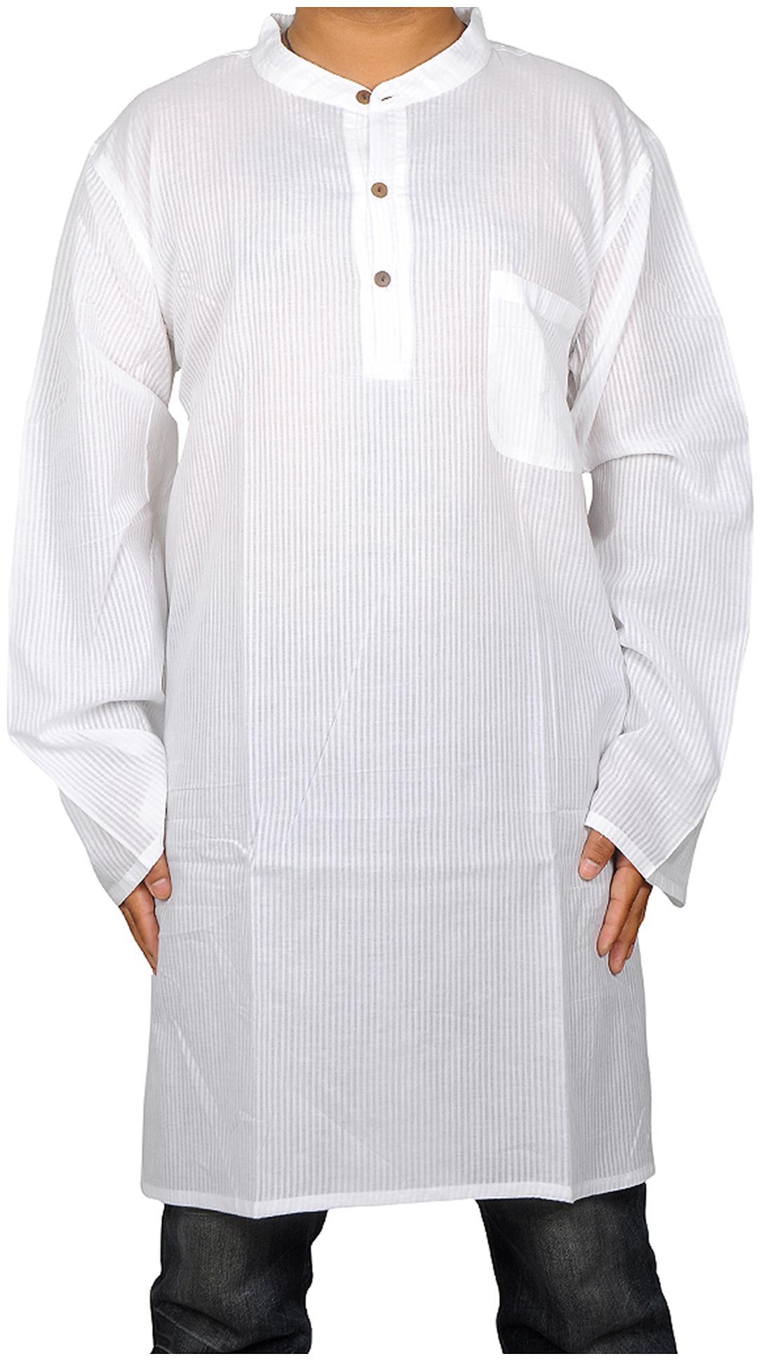 Rajrang Men White