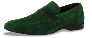 edfb07cc6981 Buy Alberto Torresi Men Green Casual Shoes Online at Low Prices in ...