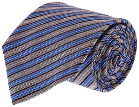 Tossido Grey Blue Neck-Tie