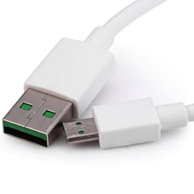 S4 Sync & charge cable - 0.5-1m , White