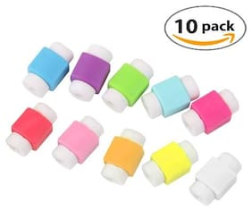 10 Pcs/Set Fashion Mini USB Cable Protector For iPhone 6/7/Plus iPad Data Charger Earphone Line Protected Cover