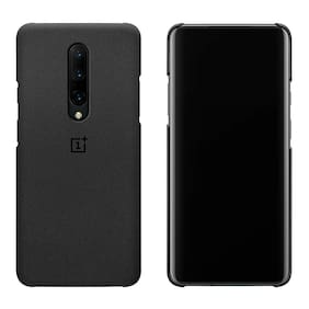 100% Official Original Bumper Case Protective Cover For Oneplus 7