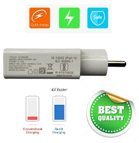2.1amp Compatible for Vivo USB Charger Adaptor  for All Vivo Phones