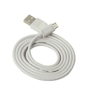2.1Amp Micro USB Fast Charging Data Cable for all Android Smartphones,like oppo, vivo, Samsung etc White