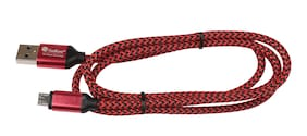 2.4 Amp Nylon Braided V8 Micro USB Cable