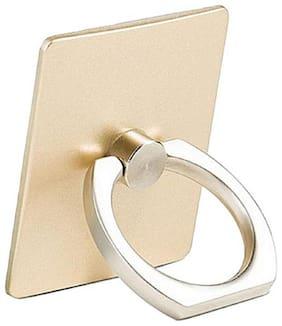 360 Degree Rotating Finger Ring Holder Stand (Gold)