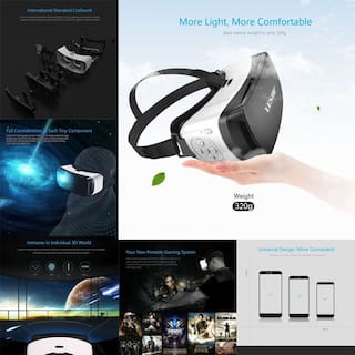 Buy 3D VR viewer, for virtual reality, VR Box, with