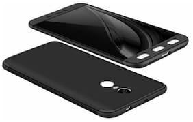 3F Back Cover For Xiaomi Redmi Note 4  Black