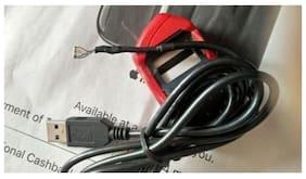 3M Cogent Iris Scanner Aadhaar Card Machine USB Data Cable