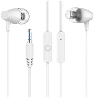 3SMART Elegance In-Ear Wired Headphone ( White )