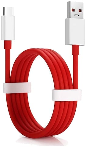 4UONLY Data & Charging Type-C Cable ( 1 , Assorted )