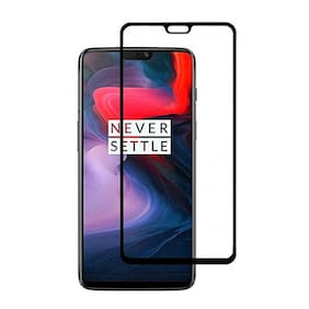 5D Tempered Glass for OnePlus 6