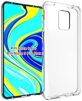 91 Avilook Cases Redmi Note 9 Pro Max Transparent Back Cover