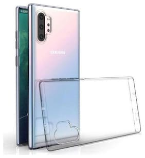 91 Avilook Transparent Back Cover For Samsung Galaxy Note 10 plus 5g