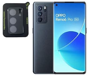 9H 3D Flash Cut Camera Lens Protector For Oppo Reno 6 Pro 5G