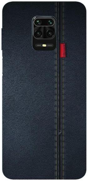 9T9 Online Silicone Back Cover For Redmi Note 9 Pro ( Multi )