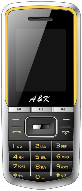 A&K A10 (Black & Yellow)