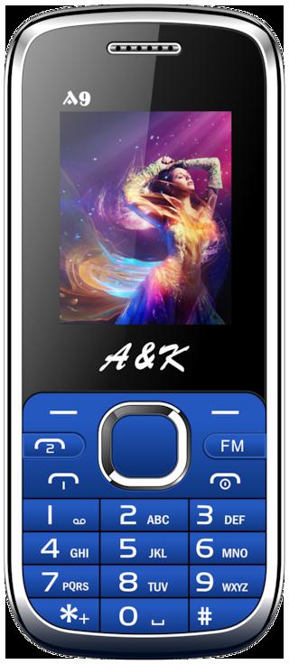 A&K A9 (Blue)