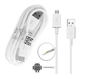A8, J3 Pro, J2 Pro, Grand 2, A5 2016, A7 (2016),  On5, J1 Ace, A3 2016, S5, Note 3, Z1, Note 2, S4, E5, A3, S3, E7 Micro USB Cable Data Charging Cable High Speed Fast Cable