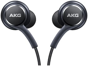 AAR BEE WORLD akg-27 In-Ear Wired Headphone ( Black )