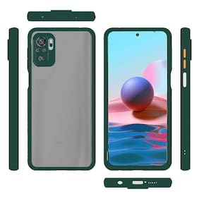 Accesories Legacy Back Cover Redmi Note 10 Pro Max Green