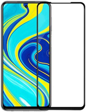 Accesories Legacy 11D Tempered Glass Screen Protector for POCO M2 Pro , Redmi note 9 Pro Max,Redmi Note 9 , Poco x2,Poco X3(Transparent) Edge to Edge Full Screen Coverage, Pack of 1