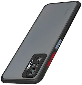Accesories Legacy Back Cover Redmi Note 10 Pro Black