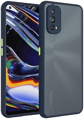 Accesories Legacy Back Cover Realme Narzo 30 Pro BLUE