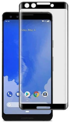 Google Pixel 3 Edge To Edge Tempered Glass By Accessories Kart