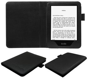 Acm Book Cover For Kindle Paperwhite 3rd Gen (Black)