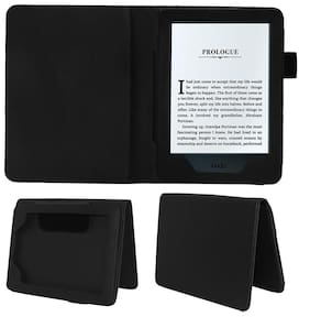 Acm Executive Case For All New Kindle E-Reader 6 Full Flip Cover Stand Black