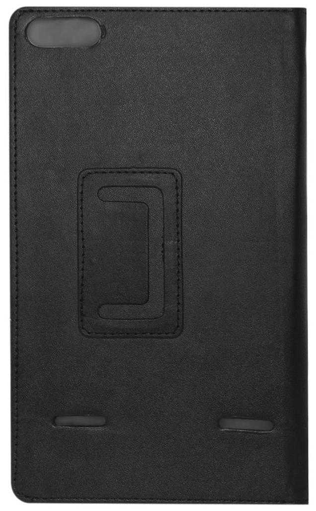 buy popular 594b6 20ddb Acm Executive Case for Micromax Canvas Tab P681 Tablet Front & Back Flip  Cover Stand Black