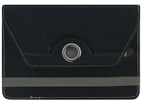 Acm Flip Cover For Digiflip Pro Xt712 Tab (Black)
