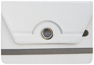 Acm Flip Cover For Apple Ipad Mini 2 (White)