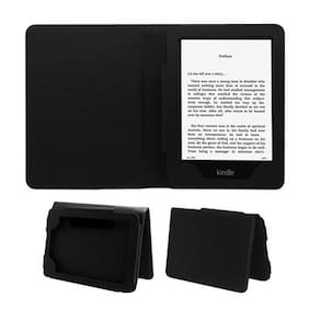 ACM Flip Cover For Kindle Paperwhite New 6 (Black)