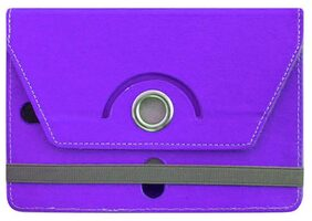 Acm Flip Cover For Digiflip Pro Xt801 Tablet (Purple)