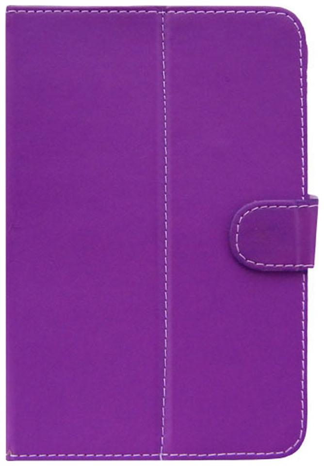 Acm Flip Cover For Samsung Galaxy Tab 2 P3100 Tab  Purple  by Accessories Masters