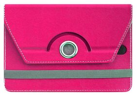 Acm Flip Cover For Huawei Honor T1 Tablet (Dark Pink)