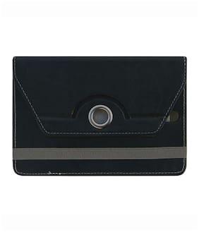 Acm Flip Cover For Lenovo S8 Tablet (Black)