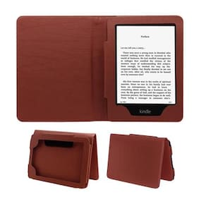 ACM Flip Cover For Kindle Paperwhite New 6 (Peach)