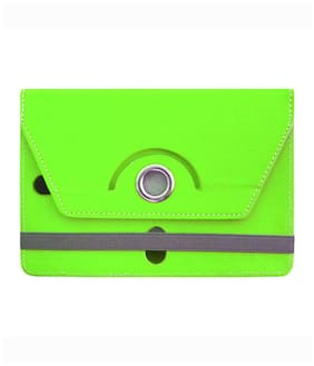 Acm Flip Cover For Apple Ipad Mini 3 (Green)