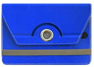 Acm Flip Cover For Digiflip Pro Xt712 Tab (Dark Blue)