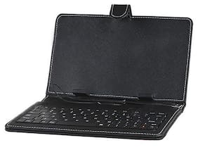 Acm Keyboard Case For Any All Universal Tablet (BLACK)