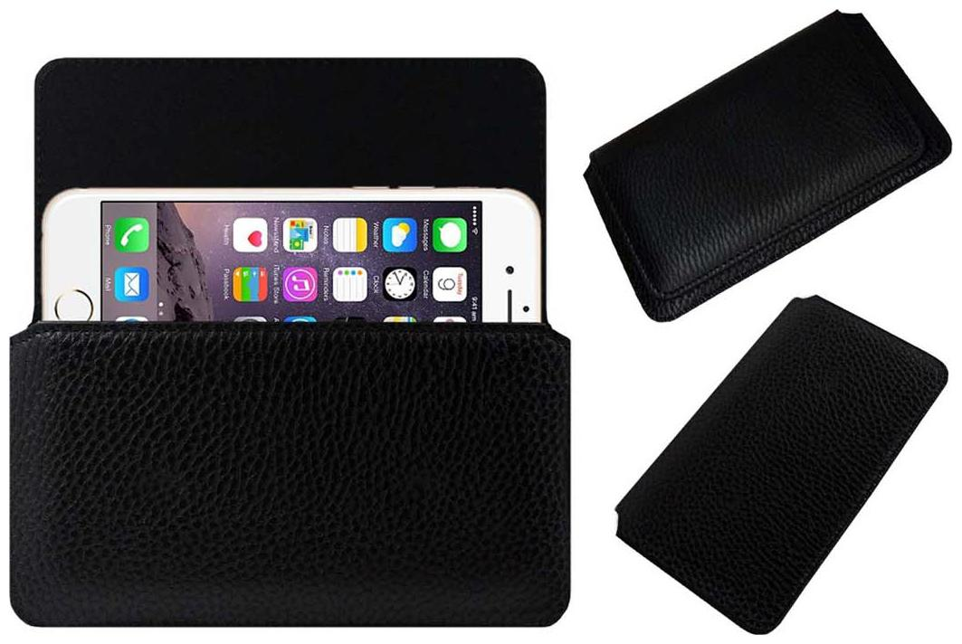 ACM Pouch Cover For Apple iPhone 6  Black