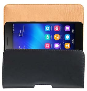 Acm Pouch For Huawei Honor 6 (Black)