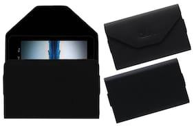 Acm Premium Pouch Case for Datawind Moregmax 4g7 4g Tablet Flip Flap Cover Black